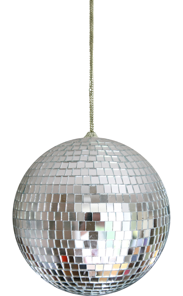 Image of a disco ball