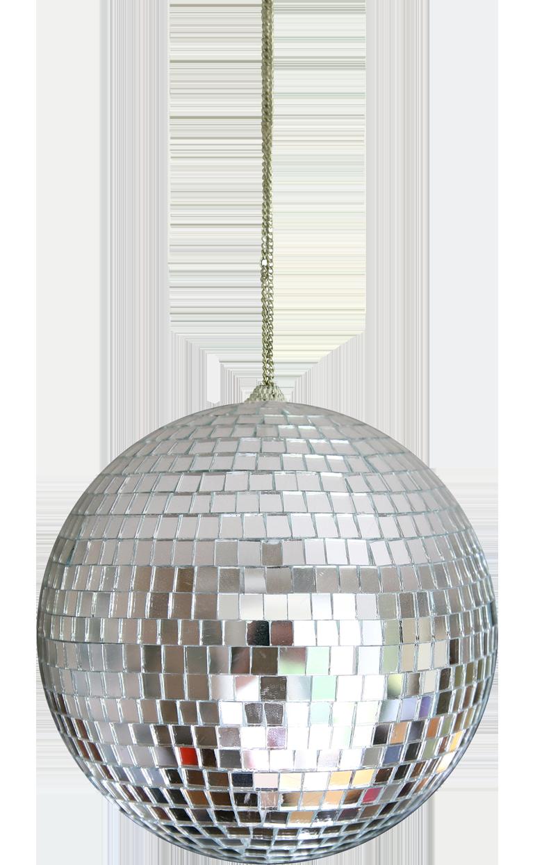 Image of a disco ball